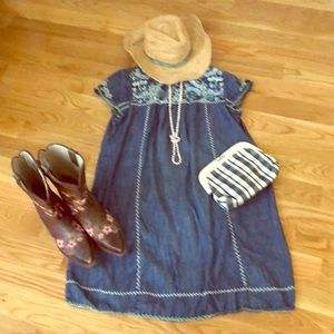Double D Ranchwear - Dress Sz 1x